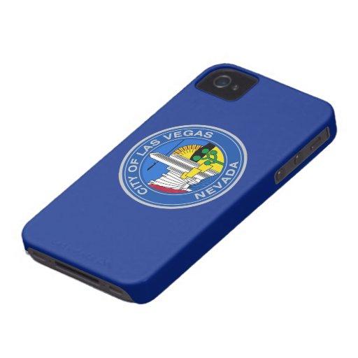 Las Vegas iPhone 4 Case