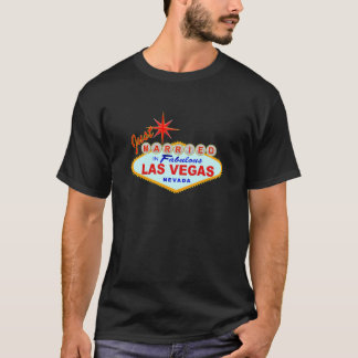 Las Vegas Just Married T-Shirt