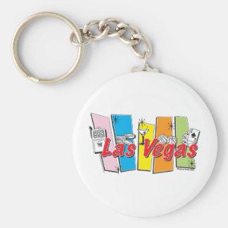 Las-Vegas- Keychain