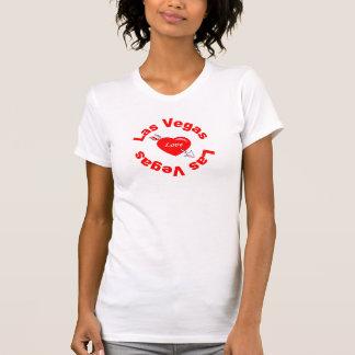 Las Vegas Ladies AA Reversible Sheer Top Tshirt
