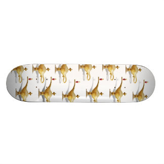 Las Vegas Magic Lamp Skateboard Deck