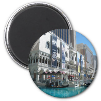 Las Vegas Refrigerator Magnet