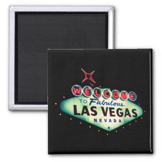 Las Vegas magnet.