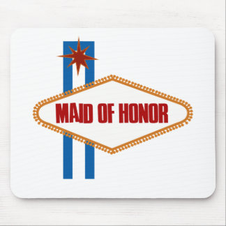 Las Vegas Maid of Honor Mouse Pad