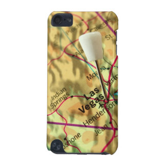 Las Vegas Map iPod Touch (5th Generation) Cases