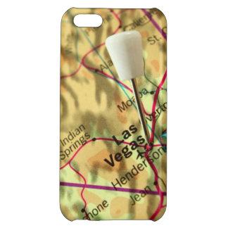 Las Vegas Map iPhone 5C Covers