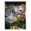 Las Vegas  Marriage We Eloped Postcard