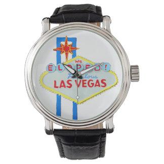 Las Vegas Marriage Wristwatch