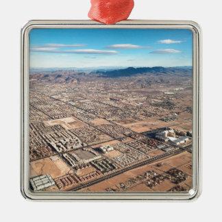 Las Vegas Metal Ornament