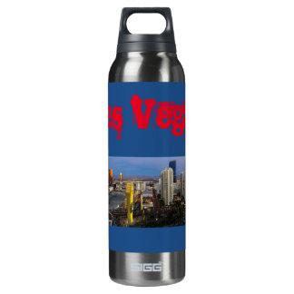 Las Vegas Morning Skyline Thermos Bottle