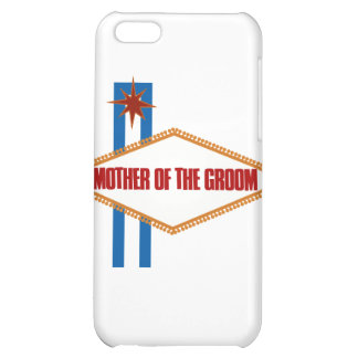 Las Vegas Mother of the Groom iPhone 5C Cases