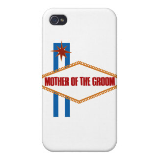 Las Vegas Mother of the Groom iPhone 4 Cover