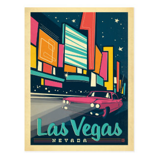 Las Vegas, nanovoltio Postal