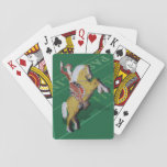 Las Vegas Neon Caballero Poker Cards