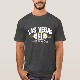 LAS VEGAS NEVADA 1911 City Incorporated tee