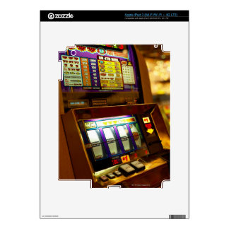 Las Vegas, Nevada 2 Skins For iPad 3