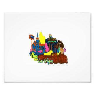 las vegas nevada 2 watercolor city graphic.png art photo
