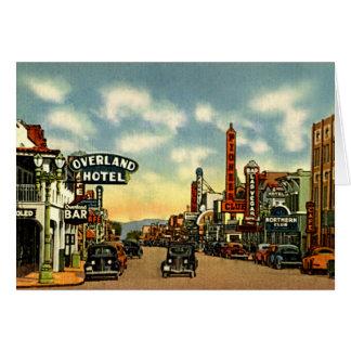 Las Vegas, Nevada Card
