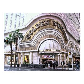 Las Vegas Nevada Casino Postcard