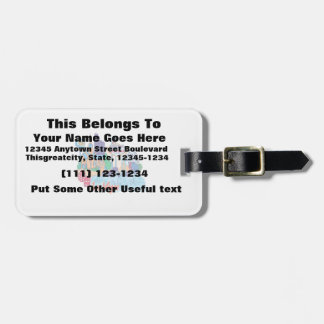las vegas nevada city graphic.png luggage tag