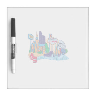 las vegas nevada no txt city graphic.png Dry-Erase boards