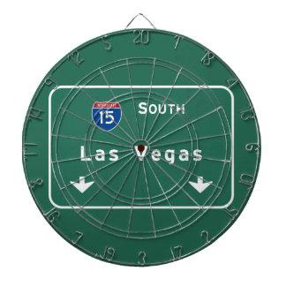 Las Vegas Nevada nv Interstate Highway Freeway : Dartboard