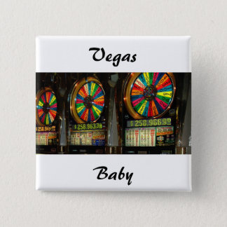 Las Vegas, Nevada Pinback Button