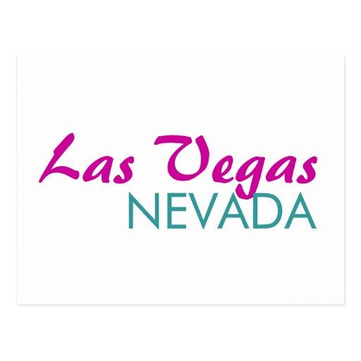 Las Vegas Nevada Postales