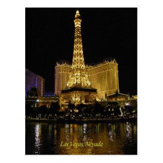 Las Vegas, Nevada Postcard
