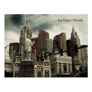 Las Vegas Nevada Post Card