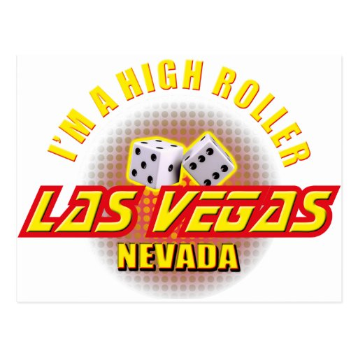 Las Vegas, Nevada - soy gran apostador Postal