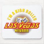 Las Vegas, Nevada - soy gran apostador Alfombrilla De Ratón