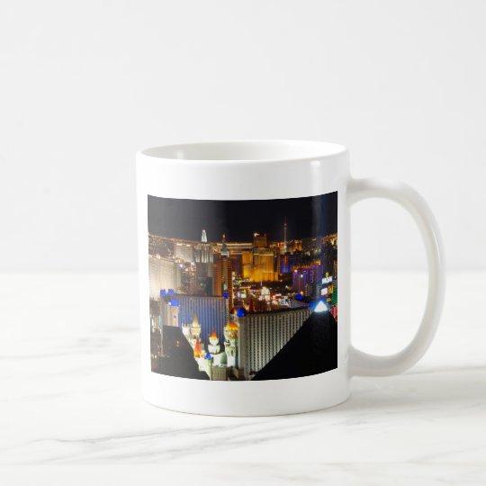 Las Vegas night time Coffee Mug