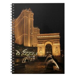 Las Vegas Notebook