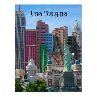 Las Vegas, Nueva York Postal