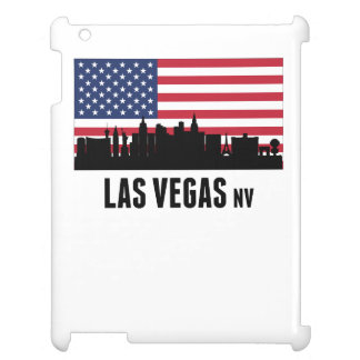 Las Vegas NV American Flag iPad Cases