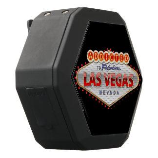 Las Vegas, NV Funny Welcome Sign Black Bluetooth Speaker