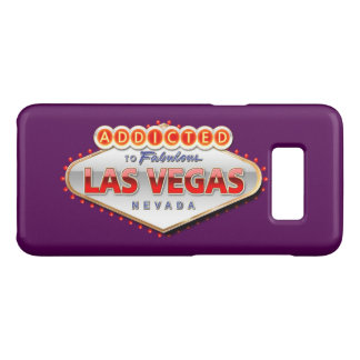 Las Vegas, NV Funny Welcome Sign Case-Mate Samsung Galaxy S8 Case