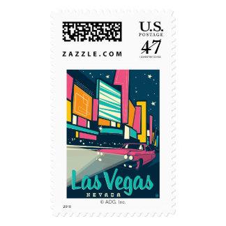 Las Vegas, NV Stamp