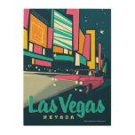 Las Vegas, NV Wood Wall Art