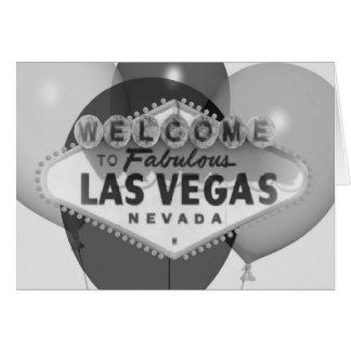 Las Vegas Party Card! Card