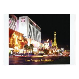 Las Vegas Party Invitation