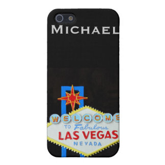 Las Vegas Personalized Case For iPhone SE/5/5s