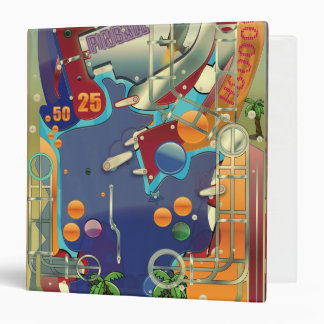 Las Vegas Pinball Machine Binders