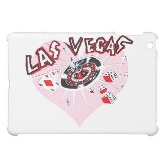 Las Vegas Pink Heart Cover For The iPad Mini