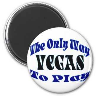 Las Vegas Play Magnet