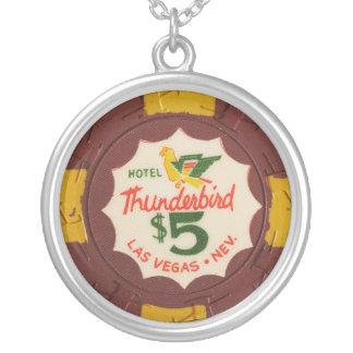 Las Vegas Poker Chip Vintage Costume Jewelry Charm