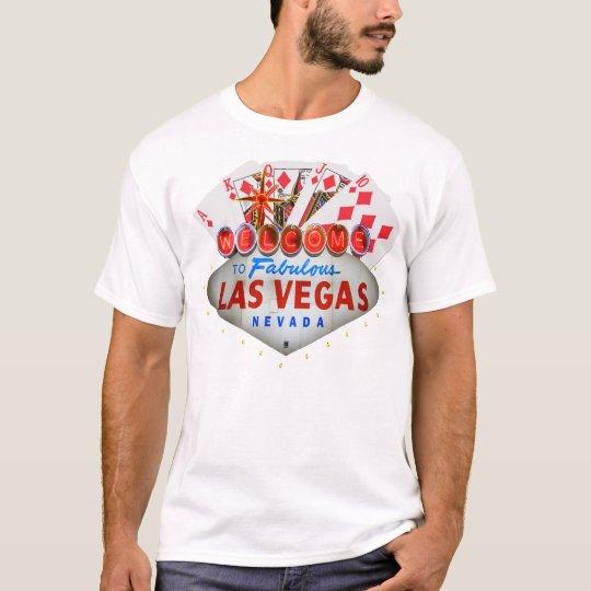 Las Vegas Poker Player's T-Shirt