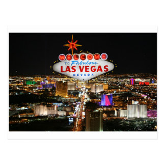 Las Vegas Post Card