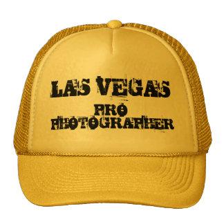 LAS VEGAS PRO PHOTOGRAPHER Hat